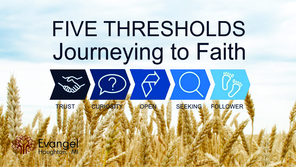 Five Thresholds: Journeying to Faith Image