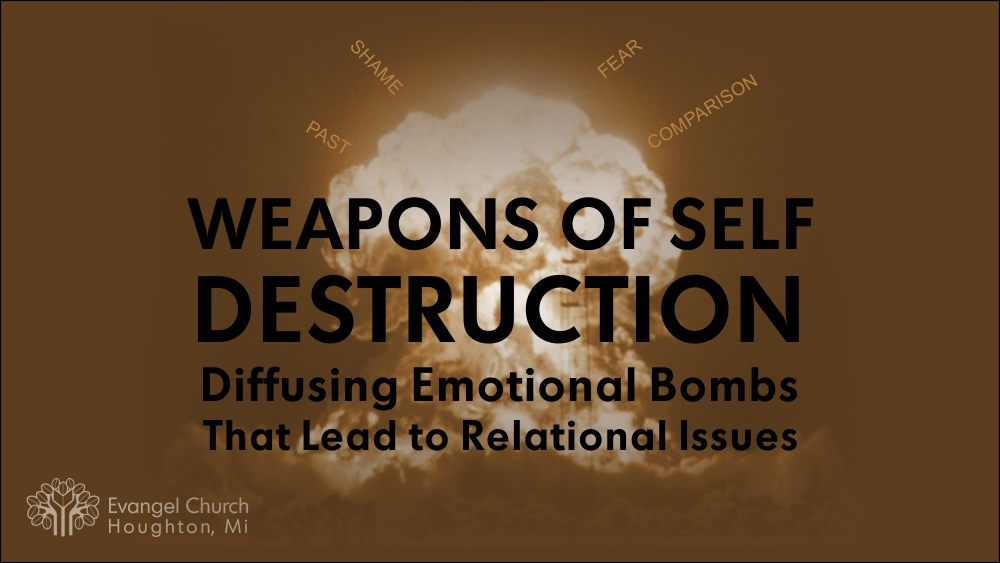 Weapons of Self Destruction: Past Image