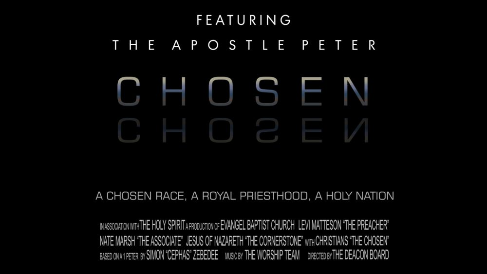 The Chosen: Temptation from Sin Image