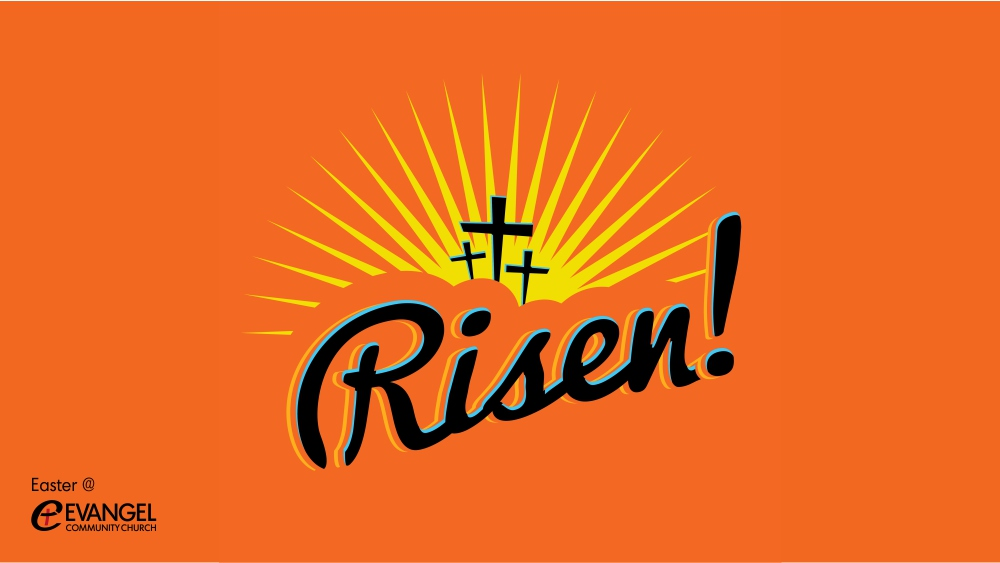He Is Risen! Confidence Restored Image