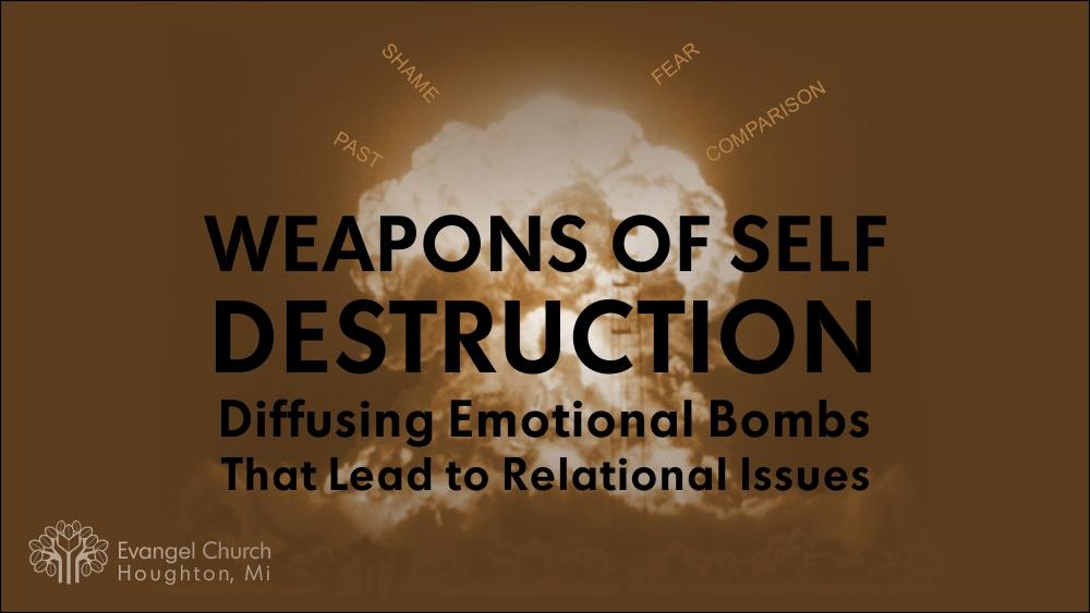 Weapons of Self Destruction: Past