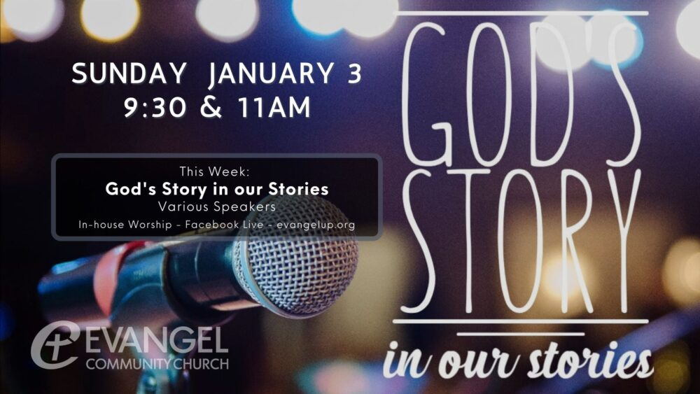 Overcomers: God's Story in Our Stories Image